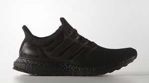 DS Adidas Ultra Boost LTD Triple Black Size 10.5
