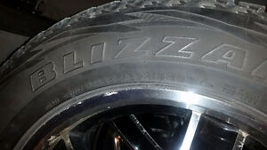 Blizzard tires and rims London Ontario image 4