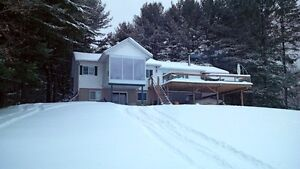 Winter Family Cottage FOR RENT (Sleeps 17 People)