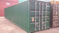 Like New 20ft and 40ft shipping containers for sale