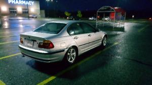 1999 BMW 323i e46
