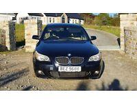 BMW 525 d m sport