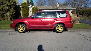 2004 Subaru Forester XT Turbo SUV, Crossover