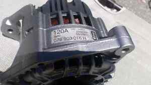 Vw 120 A Valeo rebuilt alternator part nr 078 903 016H
