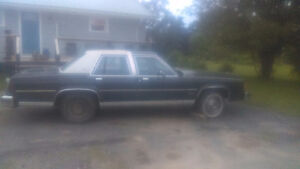 82 crown vic LTD