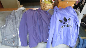 3 girls jackets