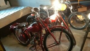 Wanted !!   Villiers powered bikes and parts