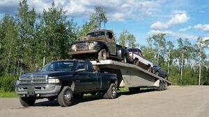 49 Ford pickup  75 Rancharo GT 84 dodge d100 Shortbox fleetside