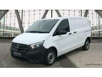 2020 Mercedes-Benz Vito 110 Van PURE L1 Panel Van Diesel Manual
