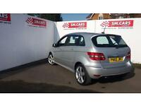 2010 60 MERCEDES BENZ B160 1.5 BLUEEFFICIENCY F SPORT.ONLY 31000 MILES.2 KEYSETC