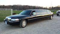 "2003 LINCOLN TOWN CAR 100""  LIMO, LIMOUSINE, SAFETIED"