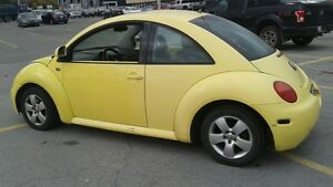 2000 Volkswagen Beetle ngs Coupe (2 door)