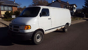 Ram Van for Sell 1,900$