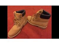 Timberlands original colourway size 8