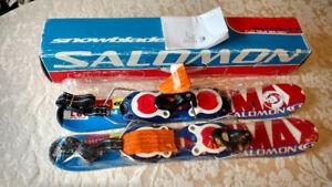 Salomon L61 Grom Skis -  Brand New