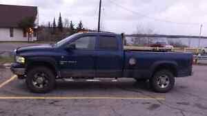 05 Dodge 2500 4x5