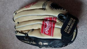 Left Handed Baseball Glove (and free glove oil) - Never Used Windsor Region Ontario image 2