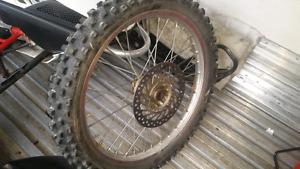 Cr250 parts