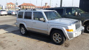 2006 Jeep Commander Hemi engine  limited edition SUV, Crossover