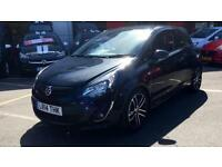 2014 Vauxhall Corsa 1.4T Black Edition 3dr Manual Petrol Hatchback
