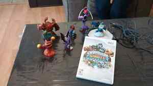 Jeux skylanders giants