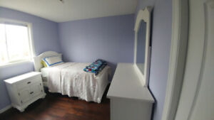 West end furnished rooms for rent
