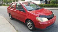 2000 Toyota Echo - No rust - No reparation needed - MUST GO