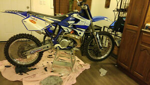 yz250 3000 OBO or trade for car or truck