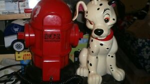 101 Dalmations, Mickey Mouse and Sprout Phones Cambridge Kitchener Area image 2
