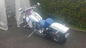 Harley davidson softail FXSTS 1990, montée Low Boy