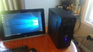 brand new Amd 6 core gaming pc console killer performance