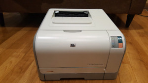 Color laser printer HP Laserjet CP1215