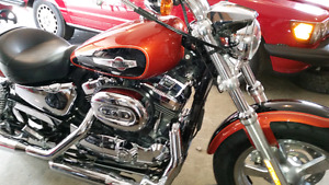 PRICE REDUCED CHECK IT OUT MUST SELL ASAP 2011 1200c sportster
