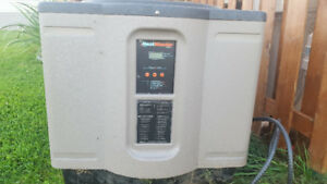 Hayward pool heat pump 50.000 Btu