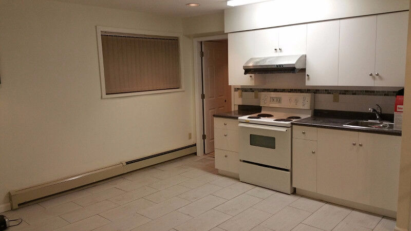 2 Bedroom Basement Suite For Rent U2013 Newly Renovated!