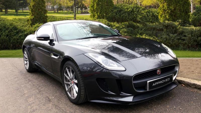 2015 Jaguar F TYPE 3.0 Supercharged V6 2dr Automatic Petrol Coupe