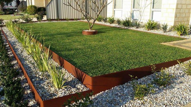 Beau FormBoss Metal Garden Edging   Corten, ZAM U0026 Galvanised | Other Garden |  Gumtree Australia Cockburn Area   Jandakot | 1068993504