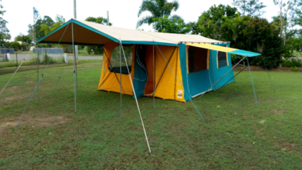 Canvas Tent & canvas tent in Melbourne Region VIC | Camping u0026 Hiking | Gumtree ...