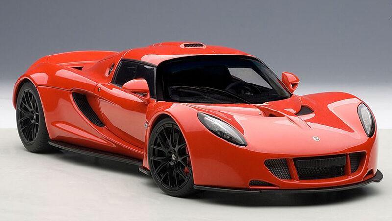 2012 Hennessey Venom GT