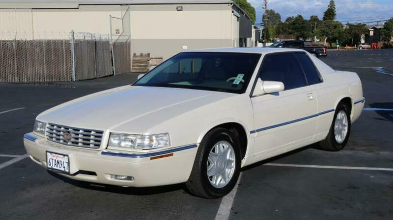 cadillac eldorado 1998 for sale exterior color white skillter com