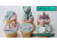 Bring a Baby Cake Decorating Course for Parents