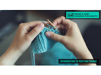 Bring a Baby Introduction to Knitting Course