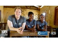 Apply by 15th of January to volunteer overseas on a UK Government funded scheme in April