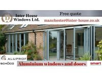 Affordable aluminium/timber windows and Bi-folding,Sliding doors Manchester, Leeds,Liverpool