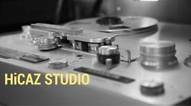RECORDING / MIXING / MASTERING @ Hicaz Studio ** £25p/h for recording inc engineer + equipment
