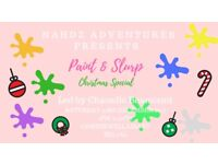Nahdz adventures presents Paint and Slurp Christmas Special