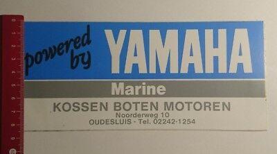 Powered Marine (Aufkleber/Sticker: Powered by Marine Oudesluis (11031738))