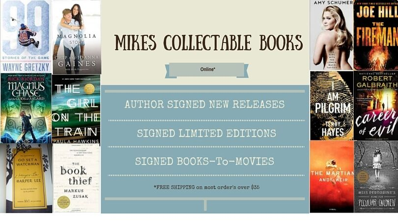 MikesCollectableBooks