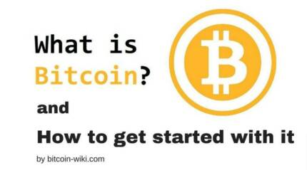 Help getting started with Bitcoin!