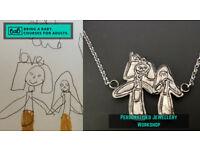 Bring a Baby Personalised Jewellery Workshop